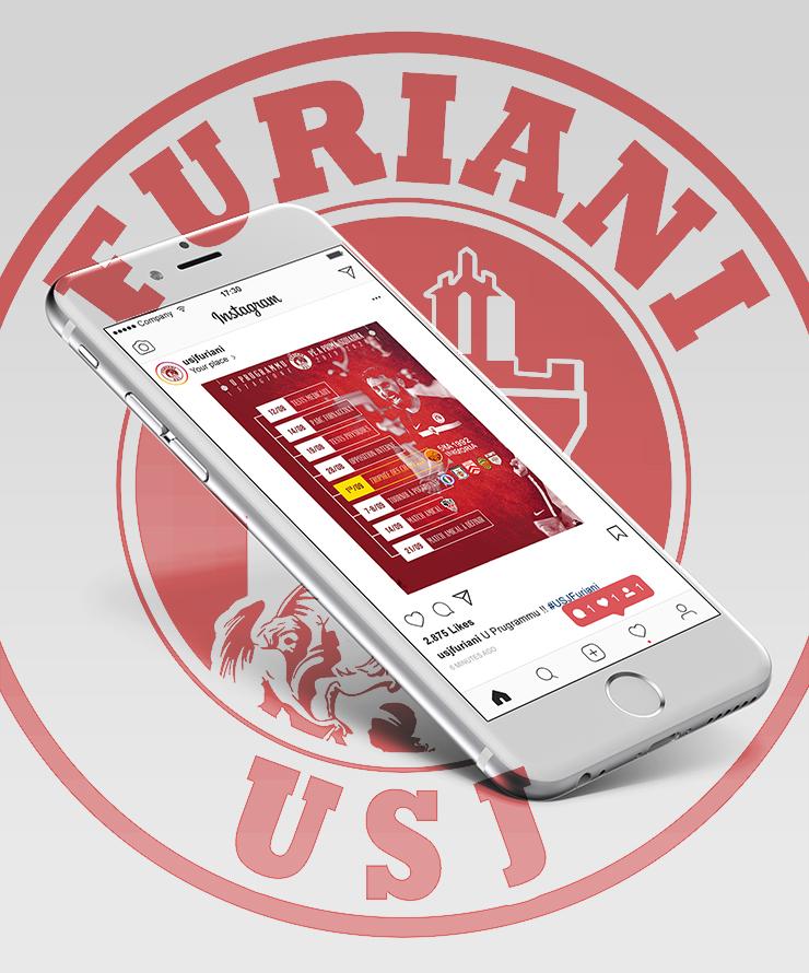 USJ Furiani - Social Media