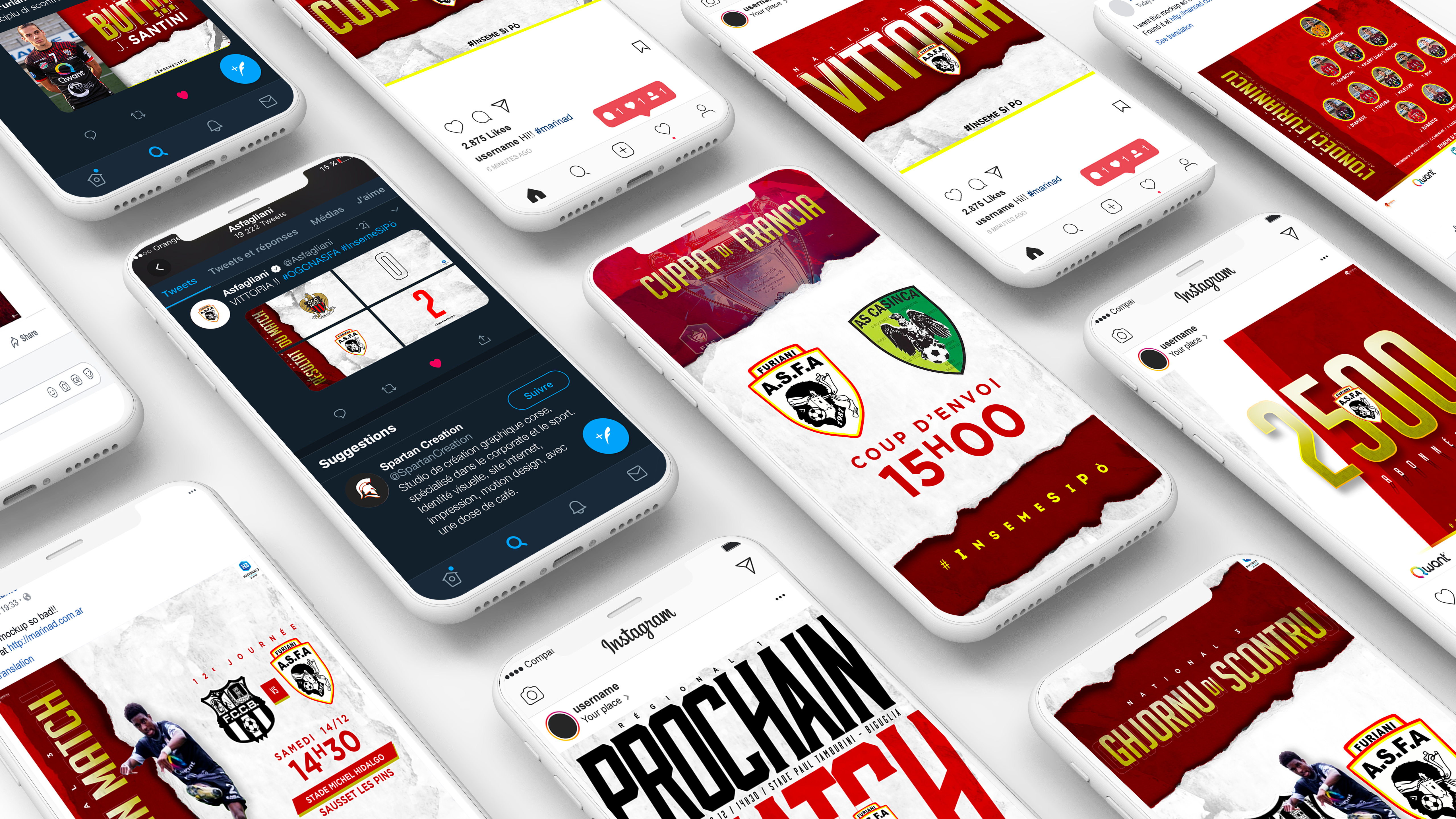 Multiple-Isometric-iPhone-MockUps