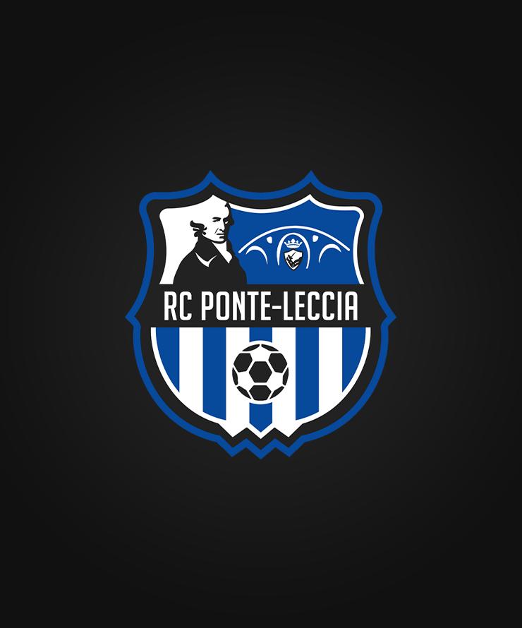 RC Ponte-Leccia - Blason officiel