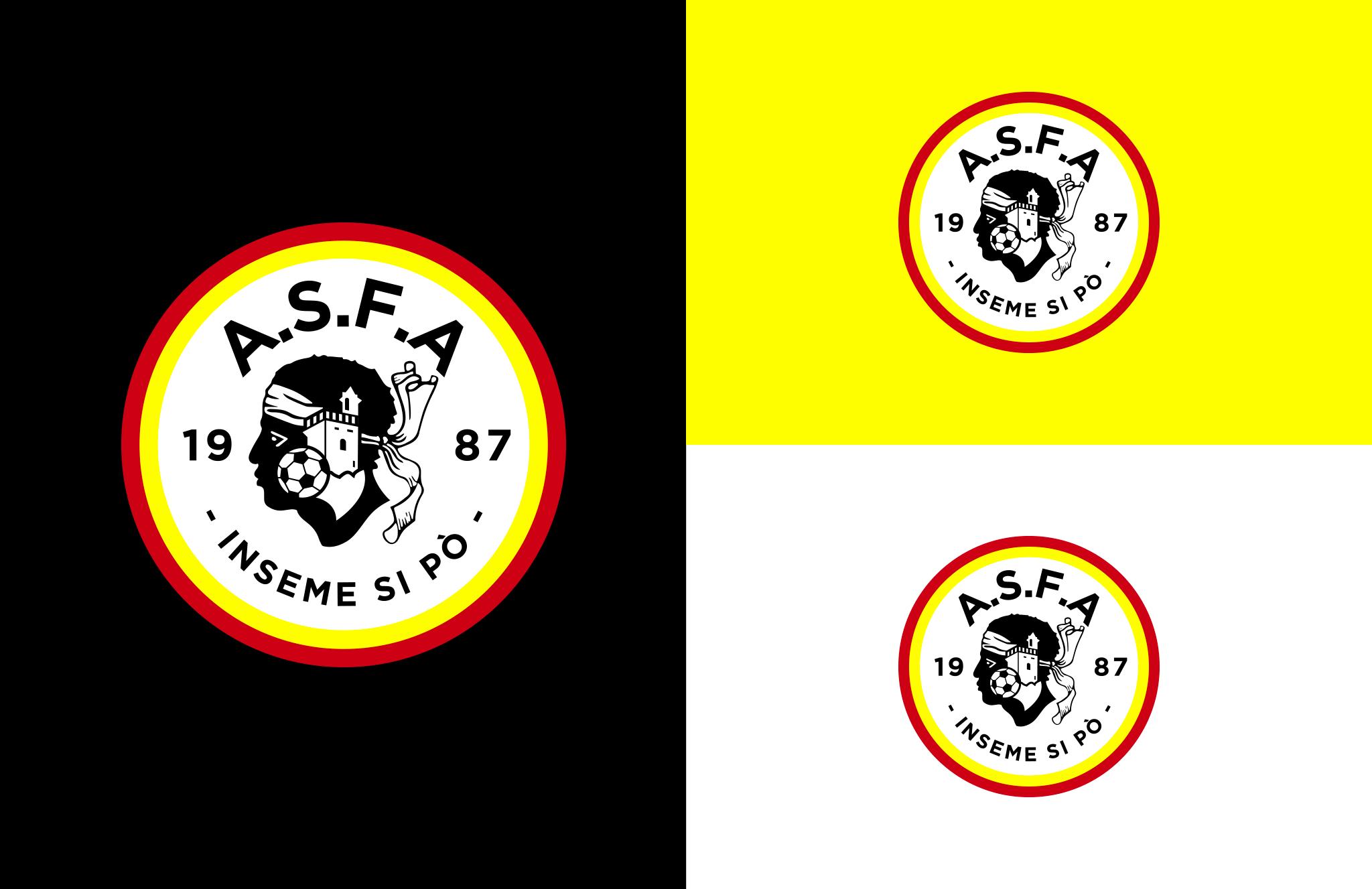 ASFA-Blason