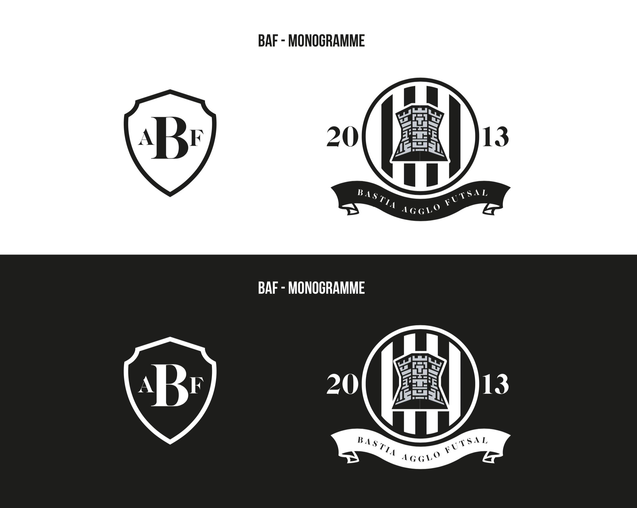 Baf-Monogram