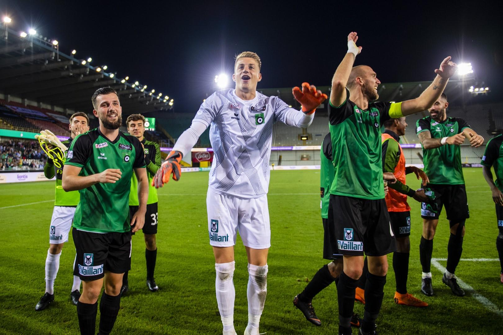 Cercle Brugge KSV v KSC Lokeren OV – Jupiler Pro League