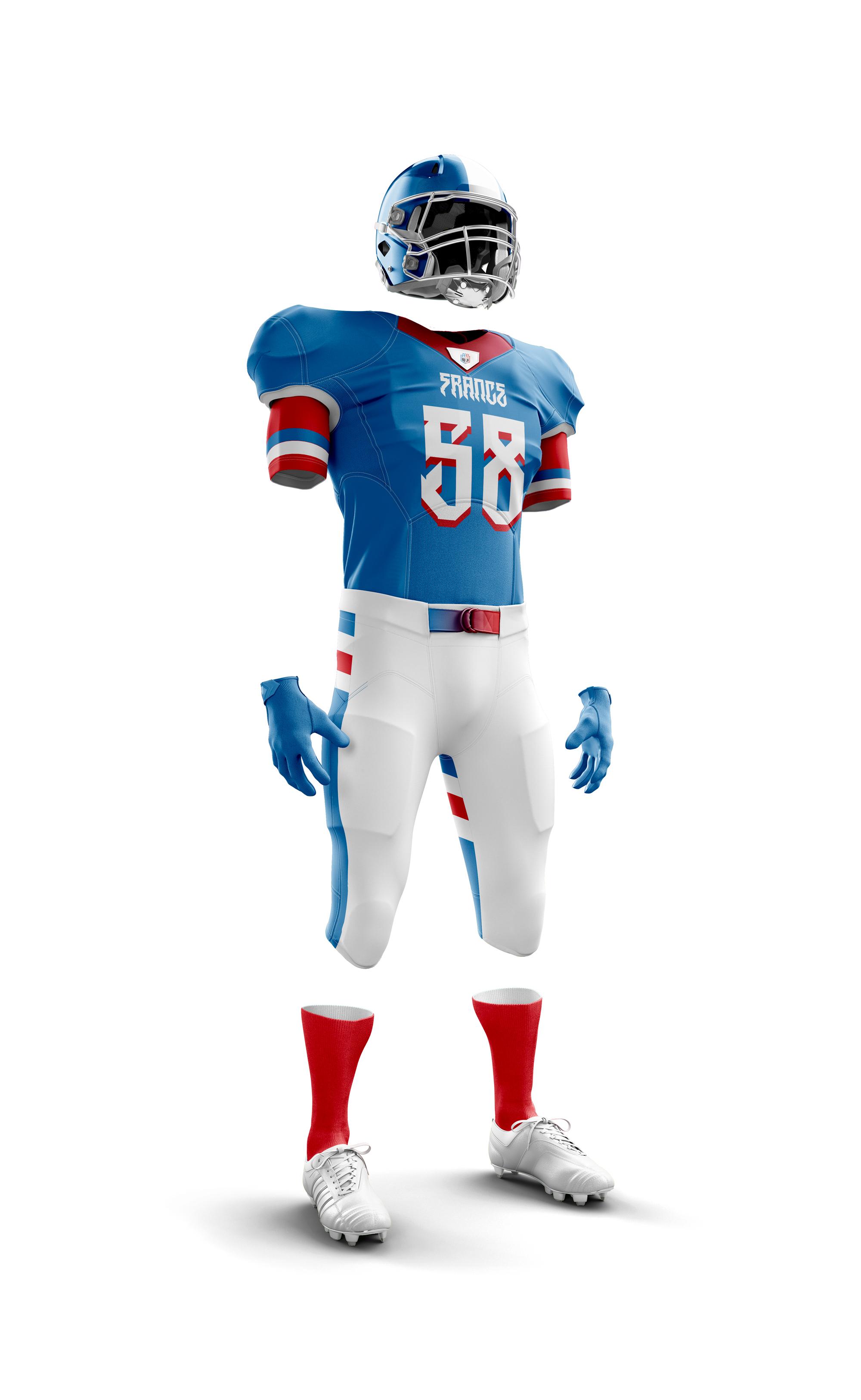 FFFL-jersey