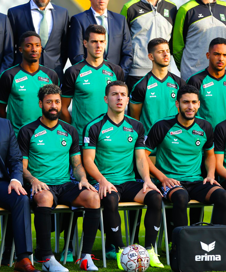 Cercle Brugge - Maillots 2018/2019